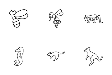 Animal Icon Icon Pack