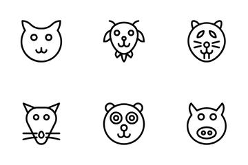 Animal Vol 1 Icon Pack