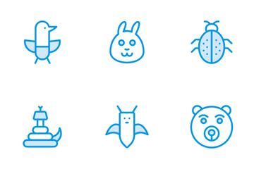 Animal Vol 2 Icon Pack