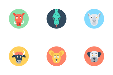 Animals 2 Icon Pack