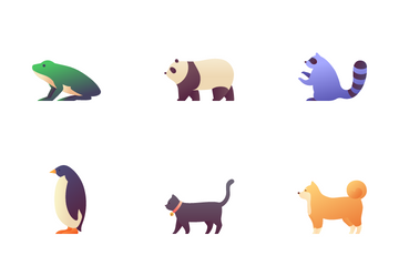 Animals Icon Pack