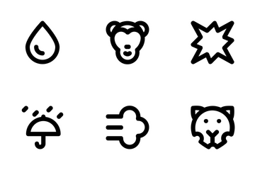 Animals And Nature Icon Pack