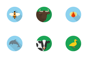 Animals Icon Icon Pack