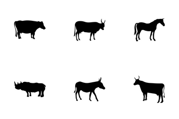 Animals Vector Icons Icon Pack