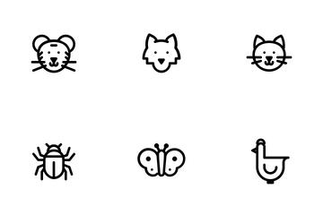 Animals | Wildlife Icon Pack
