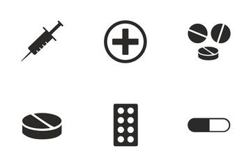 Antibiotics  Icon Pack