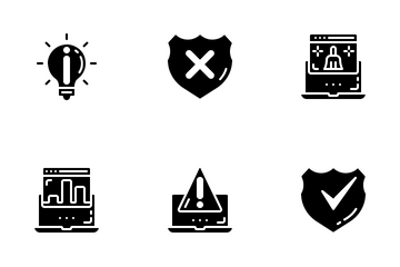 Antivirus And Internet Security Vol.1 Icon Pack