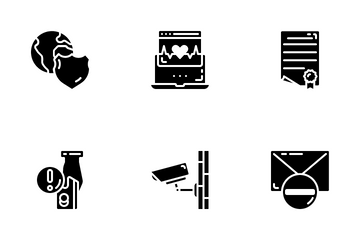 Antivirus And Internet Security Vol.2 Icon Pack