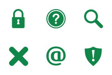 Antivirus Ui Icon Pack