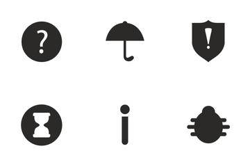 Antivus UI Icon Pack