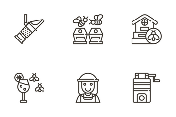 Apiary Icon Pack