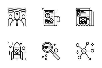 App Marketing Icon Pack