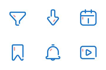 App UI Icon Pack