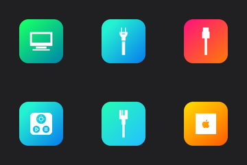 Apple Devices Icon Pack