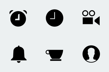Apple Inspire Black Icon Pack