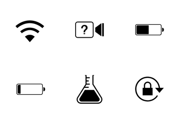 Apple Inspire White Icon Pack
