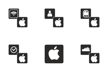 Apple Products Icon Pack