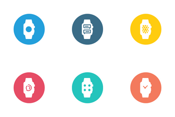 Apple Watch  Icon Pack