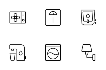 Appliance Icon Pack