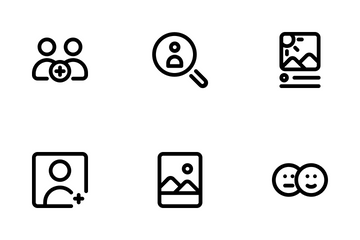 Application Interface Icon Pack