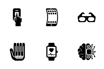 Ar And Vr-Technology Icon Pack