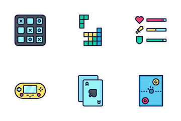 Arcade Icon Pack