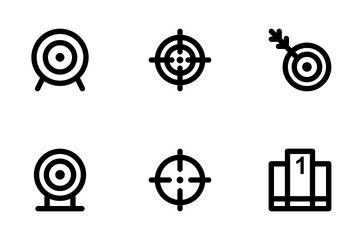 Archery Icon Pack