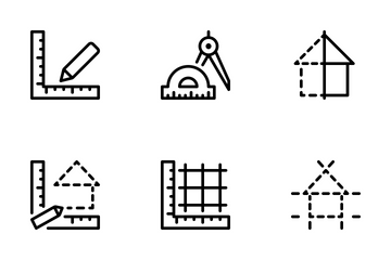 Architecture  Icon Pack