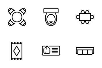 Architecture Elements  Icon Pack