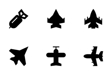 Army And Military Icon Pack