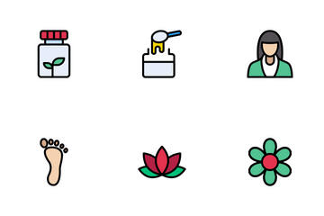 Aromatherapy Icon Pack