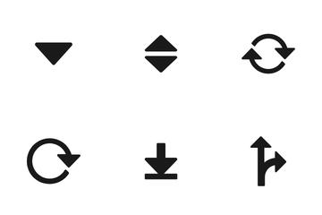 Arrow Icon Set 1 Icon Pack