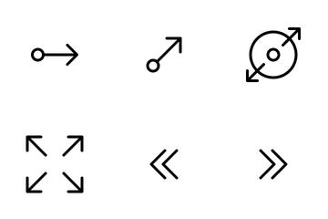 Arrow Vol 2 Icon Pack