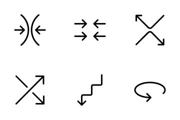 Arrow Vol 4 Icon Pack