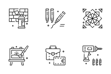 Art And Design Icon Pack