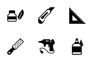 Art & Craft Icon Pack