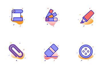 Art & Craft Icon Pack