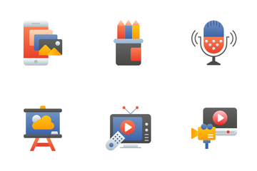 Art & Culture Icon Pack