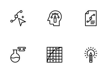 Art Design & Development Icon Pack
