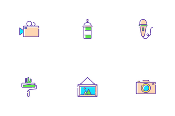 Artist Icon Pack
