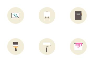Artist's Gadget Icon Pack