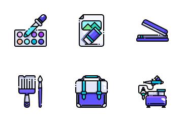 Artist Studio Icon Pack