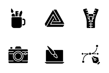 Arts And Crafts Icon Pack