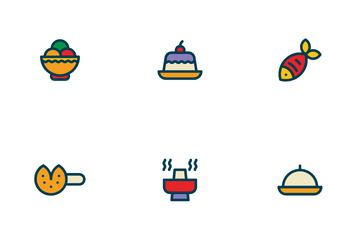 Asian Food Icon Pack