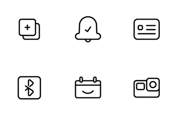 Assorted Icon Pack