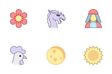 Astrology  Icon Pack