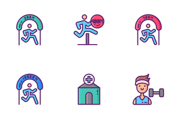 Athletics Icon Pack