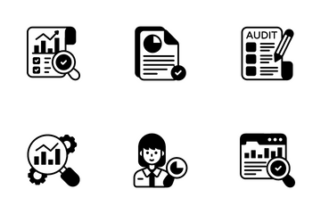 Audit Icon Pack