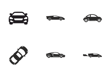 Auto And Cars  Icon Pack