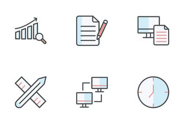 Automation Testing Icon Pack